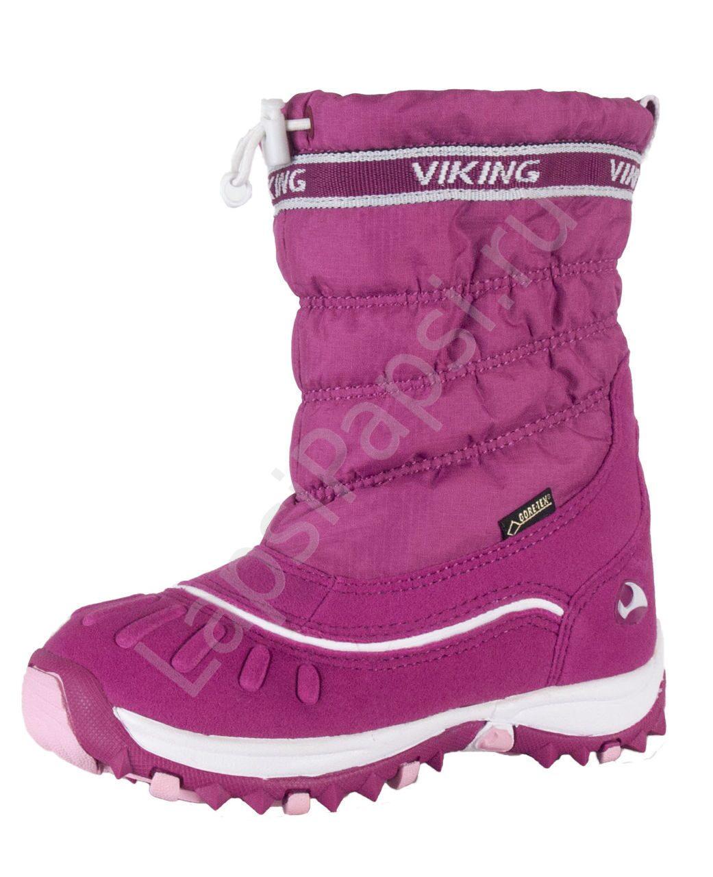 Детская обувь VIKING (зимние ботинки и полусапоги