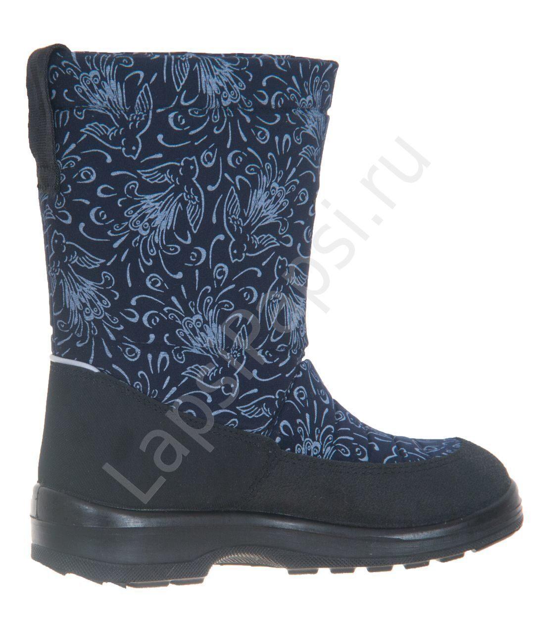 Kuoma сапоги валенки ботинки зимние для детей